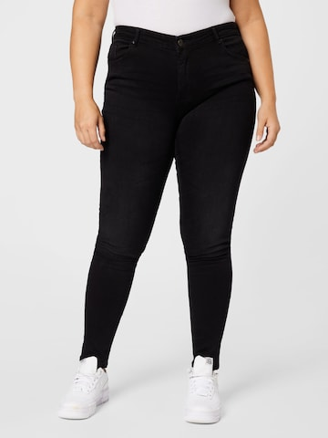 ONLY Carmakoma Jeans 'Laola' in Black