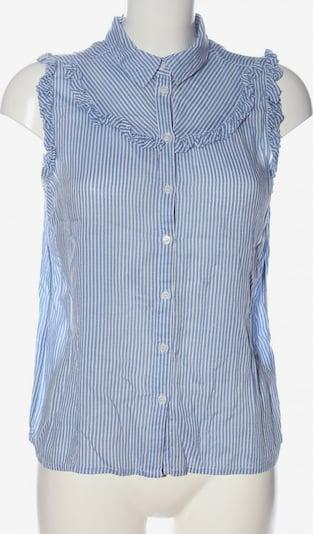 Dorothy Perkins Blusentop in M in blau / weiß, Produktansicht