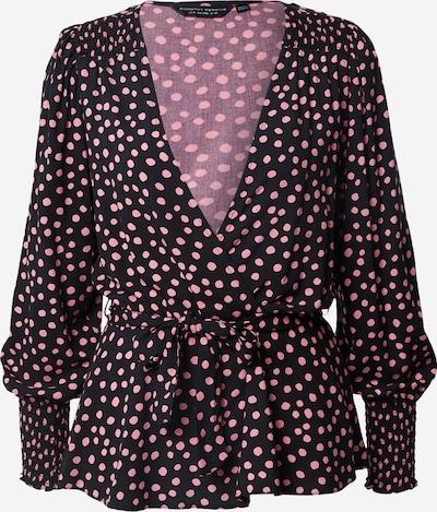Dorothy Perkins Bluse in rosa / schwarz, Produktansicht