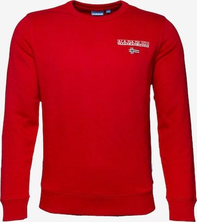 NAPAPIJRI Sweatshirt in rot, Produktansicht