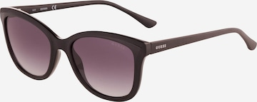 melns GUESS Saulesbrilles