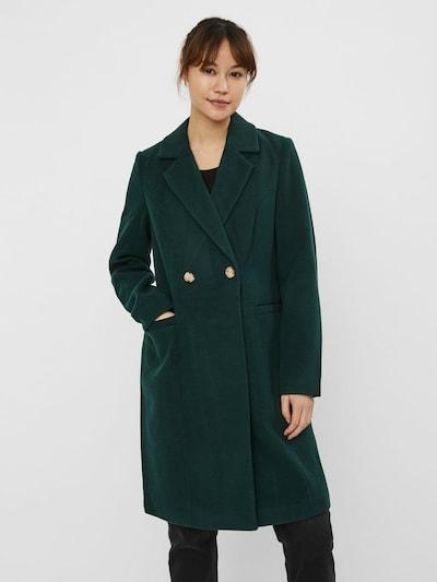 VERO MODA Mantel in grün, Modelansicht