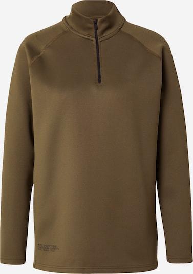 HIIT Sport sweatshirt i khaki, Produktvy