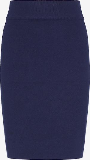 usha BLUE LABEL Skirt in Dark blue / Off white, Item view