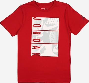 Jordan Funktsionaalne särk, värv punane