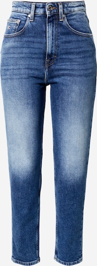 Tommy Jeans Mom Jeans in blue denim, Produktansicht
