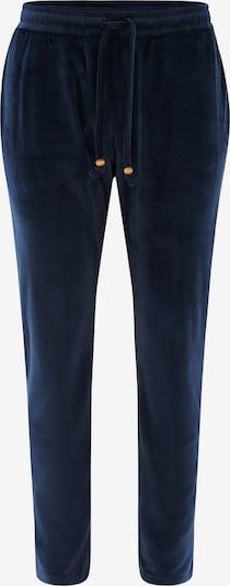 mazine Pantalon ' Maple ' en bleu foncé, Vue avec produit