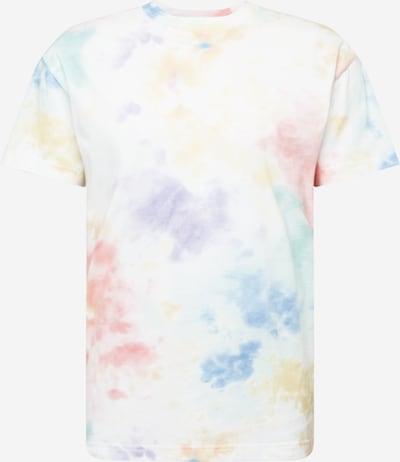 Abercrombie & Fitch T-Shirt 'PRIDE' in mischfarben / weiß, Produktansicht