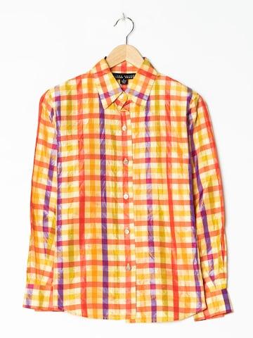 ELLEN TRACY Bluse in M in Orange