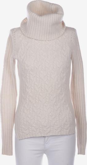 BOSS ORANGE Pullover / Strickjacke in S in elfenbein, Produktansicht