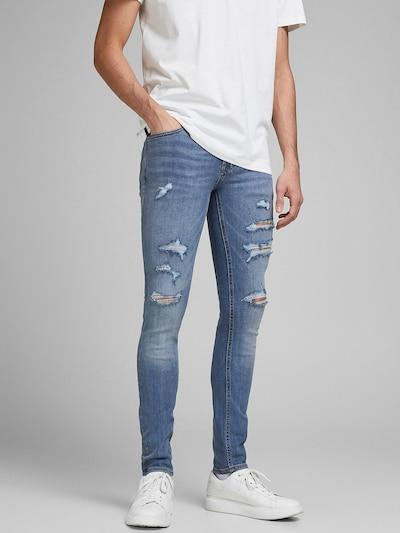 JACK & JONES Jeans 'Liam' in blue, View model