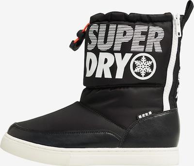 Superdry Superdry Japan Edition Schneestiefel in schwarz, Produktansicht