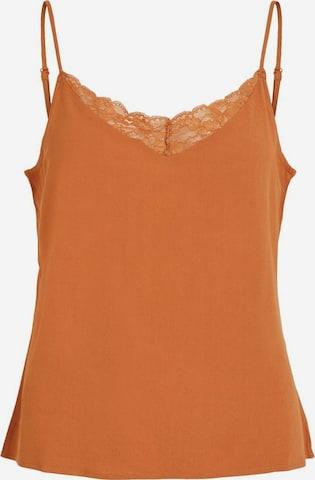 Top di VILA in arancione