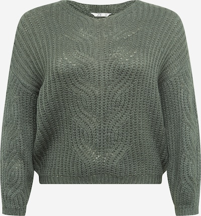 Z-One Sweater 'Tiara' in Khaki, Item view
