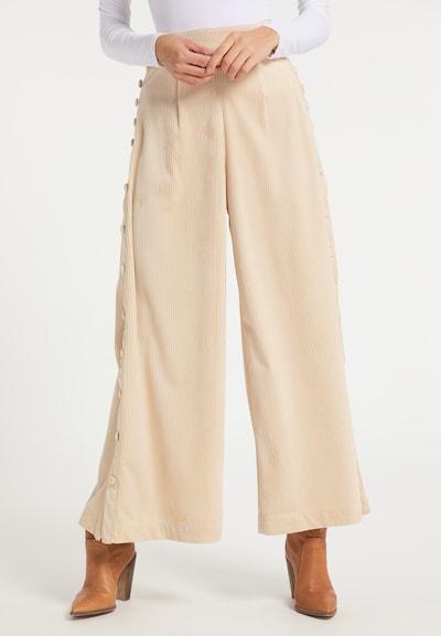 IZIA Trousers in beige, View model