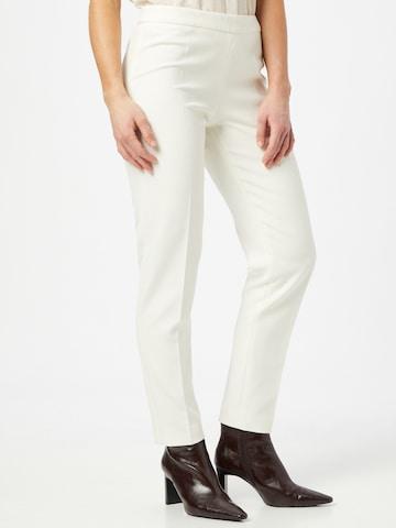 BOSS Casual Hose 'Tiluna' in Weiß
