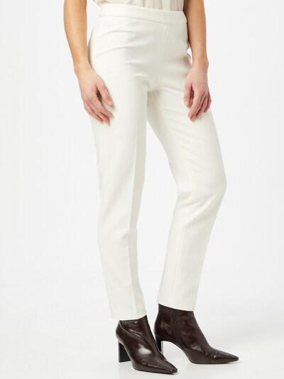 BOSS Casual Hose 'Tiluna' in weiß, Modelansicht