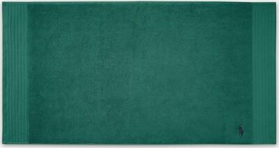 RALPH LAUREN Badematte 'POLO PLAYER' in navy / grün, Produktansicht