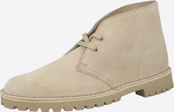 Clarks Originals Chukka Boots 'Desert Rock' i beige