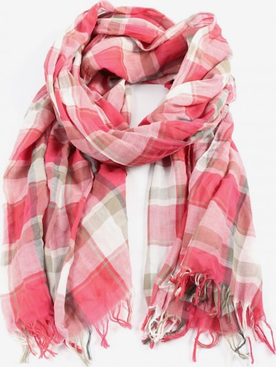 TOM TAILOR Scarf & Wrap in One size in Light grey / Pink / White, Item view