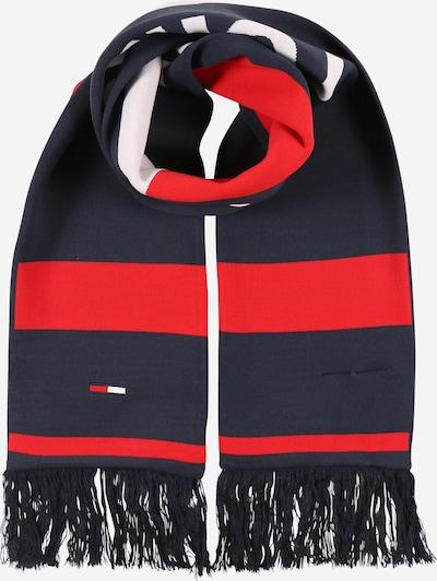 Sciarpa Tommy Jeans di colore blu / rosso, Visualizzazione prodotti