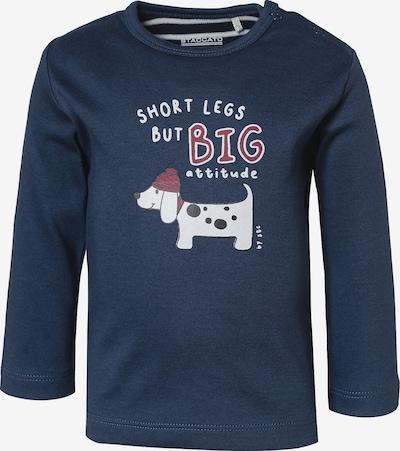 STACCATO Shirt in navy / rosé / schwarz / weiß, Produktansicht