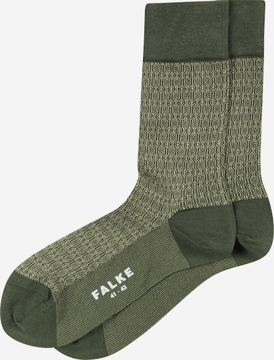 FALKE Къси чорапи в зелено / тръстиково зелено, Преглед на продукта