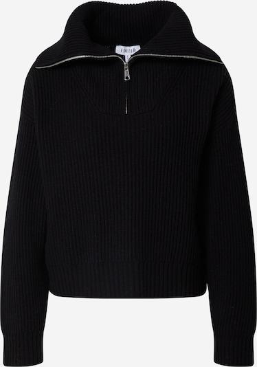 EDITED Pullover  'Akela' in schwarz, Produktansicht