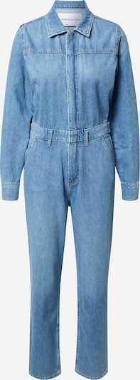 Calvin Klein Jeans Jumpsuit in de kleur Blauw denim, Productweergave