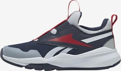 REEBOK Sportschuh 'Sprinter' in navy / grau / dunkelrot / weiß, Produktansicht