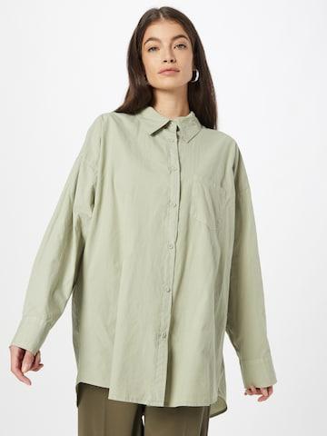 Camicia da donna di Cotton On in verde