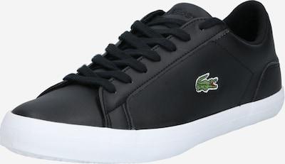 fekete LACOSTE Rövid szárú edzőcipők 'Lerond', Termék nézet