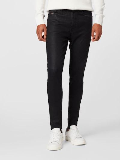 DIESEL Jeans 'ISTORT' in blau, Modelansicht