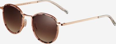 TAKE A SHOT Solglasögon 'Ada' i brun / guld, Produktvy