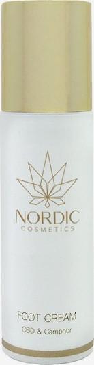 Nordic Cosmetics Creme 'CBD & Camphor' in weiß, Produktansicht