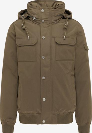 DreiMaster Vintage Winterjas in de kleur Aardetinten, Productweergave