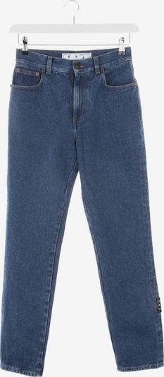 Off-White Jeans in 27 in dunkelblau, Produktansicht