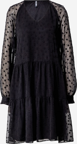 Pieces Tall Cocktail Dress 'NUTSI' in Black