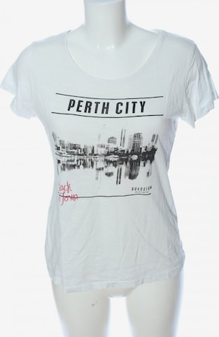ROADSIGN Top & Shirt in M in White