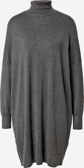 Soyaconcept Robes en maille 'DOLLIE' en gris chiné, Vue avec produit