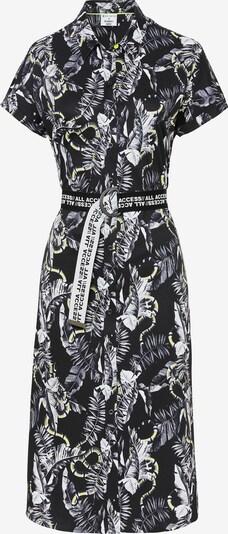 DESOTO Jerseykleid - Bügelfrei in schwarz, Produktansicht
