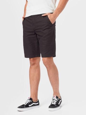 Pantaloni chino 'Hector' di Kronstadt in nero