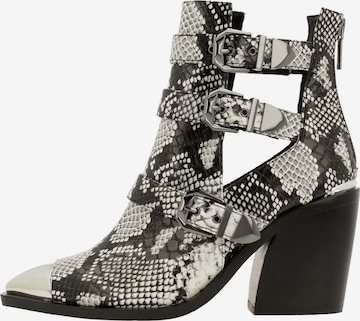 Supertrash Ankle boot' AMY SNK ' in Grau