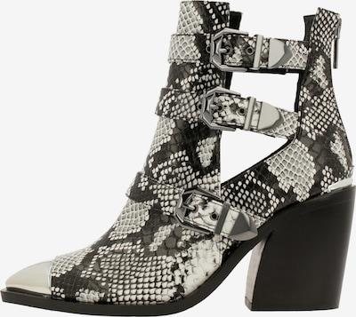 Supertrash Ankle boot' AMY SNK ' in grau / schwarz / weiß, Produktansicht