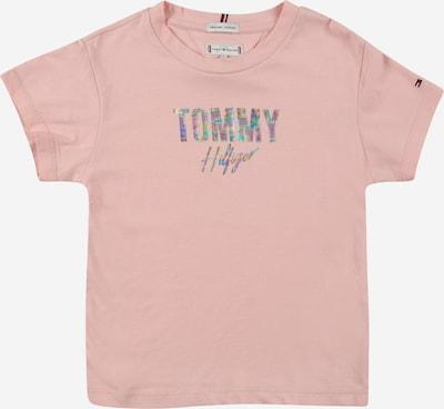 TOMMY HILFIGER Shirt en mischfarben / pastellpink, Vue avec produit