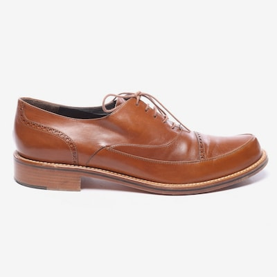 POLLINI Flats & Loafers in 40 in Cognac, Item view