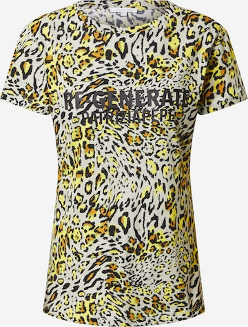 PATRIZIA PEPE Shirt 'MAGLIA' in Yellow