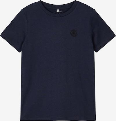 NAME IT Shirt 'Tano' in nachtblau, Produktansicht
