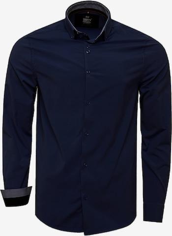 Rusty Neal Hemd in Blau