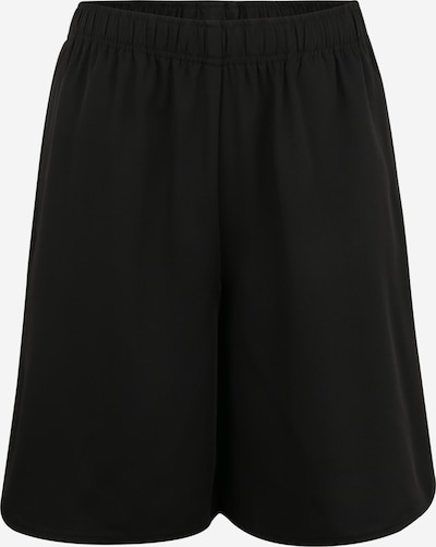 Pantaloni 'TEIGEN' Pieces Petite pe negru, Vizualizare produs
